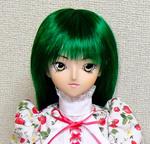モミの木色のウィッグ!? by.DDユミ