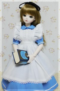 MINORU WORLD Limited Tiny Fairy *May+42cm(TF)アリス衣装