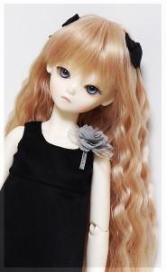 MINORU WORLD Limited Tiny Fairy *Olive+Life-Like Acrylic Gray 16mm