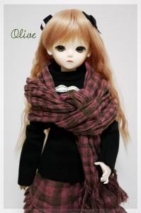 MINORU WORLD Limited Tiny Fairy *Olive