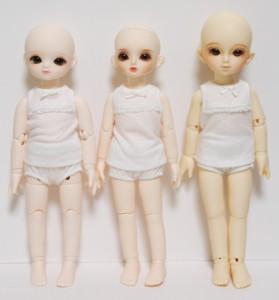 【正面】LEEKEWORLD Sweet/Honey Delf MUFFIN/幼SD千夏