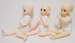 【座り】LEEKEWORLD Sweet/Honey Delf MUFFIN/幼SD千夏