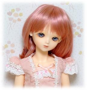 華やかなピンクで。 by.TF Sarang