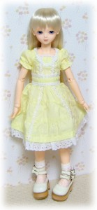 LEMON TREE ONE-PIECE For Kid (Yellow)(LUTS) by.TF Sarang
