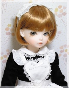 Kid Delf用衣装で。 by.MINORU WORLD Limited Tiny Fairy *May