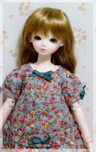 グラスアイを付け替えて。 by.MINORU WORLD Limited Tiny Fairy *May