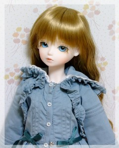Aqua色のアイ by.MINORU WORLD Limited Tiny Fairy *May