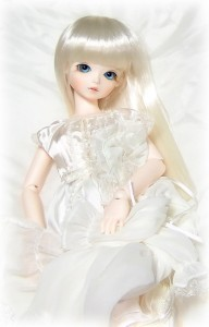 WRC ホワイトナイトドレスセット(MINORU WORLD Limited Tiny Fairy *May)
