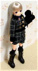 「えっくす☆きゅーと みう SWEET PUNK GIRLS!/MIU」