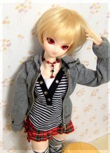 50MZ-002 MIKADUKI「次はどんな衣装かなー」
